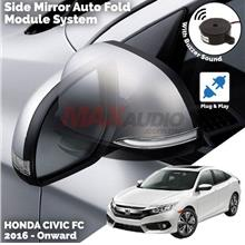 HONDA CIVIC FC 2016-17 Side Mirror Auto Fold Module System with Buzzer