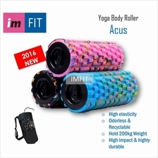 Imfit Yoga Body Roller Acus 33cm - Durable Foam Roller Block