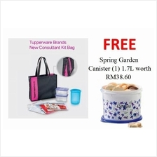 Tupperware Membership with Kit Bag