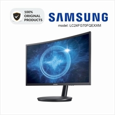 SAMSUNG 24 Gaming Curved LED Monitor - Quantum Dot Display