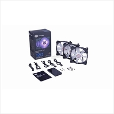 COOLER MASTER MASTERFAN PRO 120 AF RGB 3IN1 WITH CONTROLLER CASING FAN
