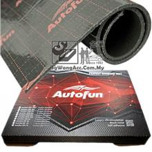 Autofun SPL T4 Sound Proof & Heat Insulation Damping Foam (2 sqft)