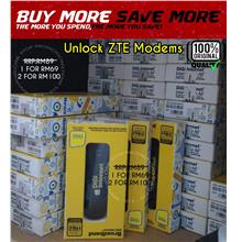 ZTE MF190 HSPA Modem 'Unlocked' 1pcs FOR RM69 @ 2psc FOR RM100