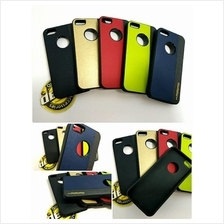MOTOMO Classic Colorful Case for iPhone 5 5S SE 6 6S FREE iRing