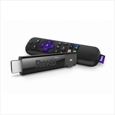 Roku Streaming Stick+ | 4K/HDR/HD streaming player with 4x the wireles