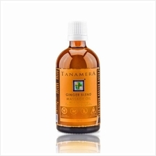 TANAMERA Ginger Blend Massage Oil 100ml