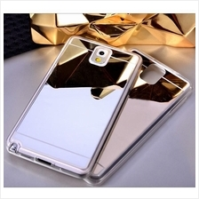 Samsung Note 3 4 5 Mirror Case Electroplating Soft TPU Silicon Cover