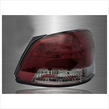 TOYOTA VIOS 2007-12 EAGLE EYES Red Smoke LED Tail Lamp [TL-123-3]