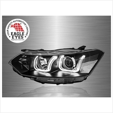 TOYOTA VIOS 2013-17 EAGLE EYES U-Concept Projector Head Lamp [HL-164]