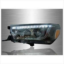 TOYOTA HILUX REVO 2015-17 LED Daytime Light Double Projector Head Lamp