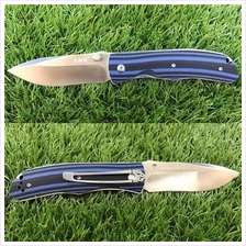 Sanrenmu 9055 MUC-GHI Stainless Steel Folding Knife/Knives
