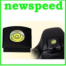 New Flash Hot Shoe Cover Cap hotshoe with Level for Canon