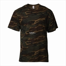 Anvil Adult Midweight Camouflage Tee 939
