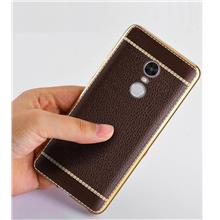 Redmi 4A 4 Redmi note 4 3  leather Litchi Plating TPU Case Cover Bag