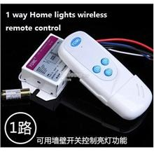 1 way Home lights wireless remote control