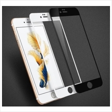 Colorful Tempered Glass Full Cover iPhone 5 5S SE 6 6S 7 8 Plus X