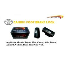 Toyota Vios Camry Altis Wish OBD Foot Brake Lock (Plug & Play)
