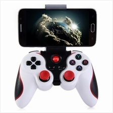 T3 WIRELESS BLUETOOTH 3.0 GAMEPAD JOYSTICK FOR ANDROID SMARTPHONE (WHI
