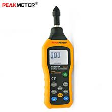 MS6208A CONTACT TYPE DIGITAL TACHOMETER POCKET WIND SPEED TEST METER A