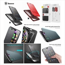 iPhone X BASEUS SMART Touchable Touch Screen Privacy Flip Case Cover