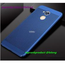 Huawei Honor 6X 6A Pro Cooling Hard Back Case Cover Casing