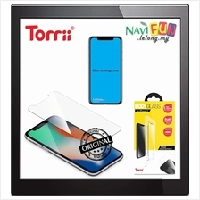 ★ TORRII | BODYGLASS iPhone X Tempered Glass Clear Case Friendly