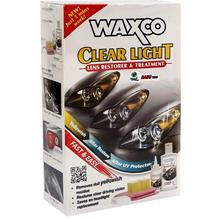 Waxco Headlamp Clear Light Lens Restorer & Treatment