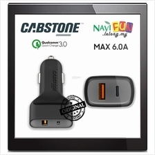 ★ CABSTONE Quick Charge™ USB Type C Car Charger 6A Max