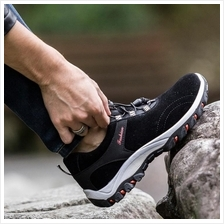 [Ms 054] Men Hiking Sports Shoes Exercise Sneakers Cover Shoes