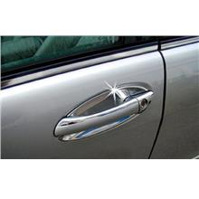 Mercedes Benz W211 `03-09 Outer Door Handle Cover Chrome [4pcs/set]