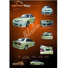 Proton Waja R3 / Promote -  Body Kit