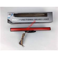 Light Bar Third Brake Light 33cm Long Running Signal and Double Signal
