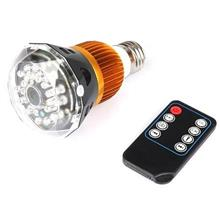Voice Activated Bulb Camera With Motion Detect (BC-688).