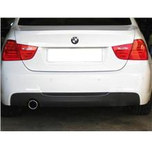 BMW E90 M-TECH Rear Bumper Diffuser OEM Carbon Fiber 1 Hole / 2 Hole