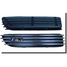 BMW Accessories Universal M3 Style Fender Grille Chrome [BMW-ACC16-U]