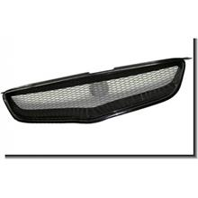 Toyota Vios `03-07 Front Grille ABS Steel Mesh [TY17-FG01-U]