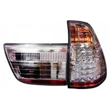 BMW X5 E53 `02-`05 Tail Lamp Crystal LED Clear [BM21-RL02-U]