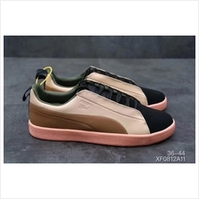 Clyde FSHN Glow Mid Naturel Shoes Couple Shoes Leisure Shoes Driving)