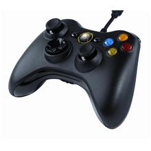 XBOX 360 WIRE CONTROLLER (PC/XBOX 360) - Game PS,Wii U,