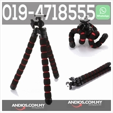 Spider Gorilla Octopus Flexible Camera Tripod Mini Stand Stick Selfie