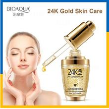 BIOAQUA 24K Gold Skin Essence Anti-Aging 30g Skin Care Anti-Wrinkle