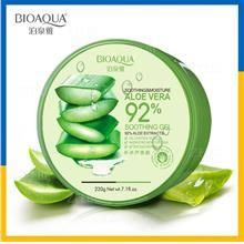 BIOAQUA Aloe Vera Soothing Moisture Gel 92% for Hydrating