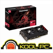 POWER COLOR RED DRAGON RX460 2GB