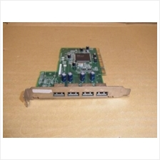 Adaptec 4 Port USB 2.0 PCI Card Aua-4000a