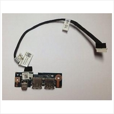 Dell Vostro 1510 Dual USB Port Board And Cable 0F2340 0P984D