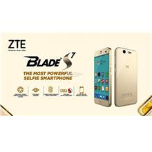 (ORIGINAL) ZTE WARRANTY ZTE BLADE S7 3RAM 32GB 13MP FINGERPrint