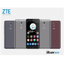 "(ORIGINAL) ZTE WARRANTY ZTE BLADE A510 LTE 5"" 8GB 13MP"