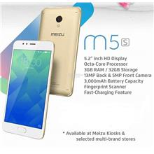 (ORIGINAL) MEIZU WARRANTY Meizu M5s 3RAM 16GB
