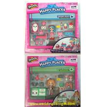 Shopkins Happy Places Dreamy Bear, Kitty Kitchen Welcome Pack-SKCT02