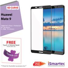 Huawei Mate 9 4D Full Cover Tempered Glass Protector 0.26mm + 9H Hardn..